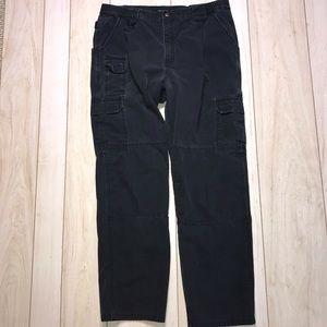 5.11 Tactical Series Black Cargo Work Pants